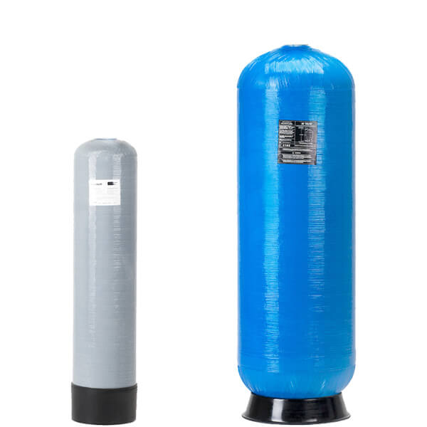 Dwie butle ciśnieniowe