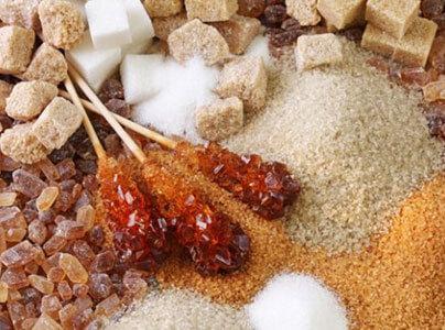 Źródła cukrów