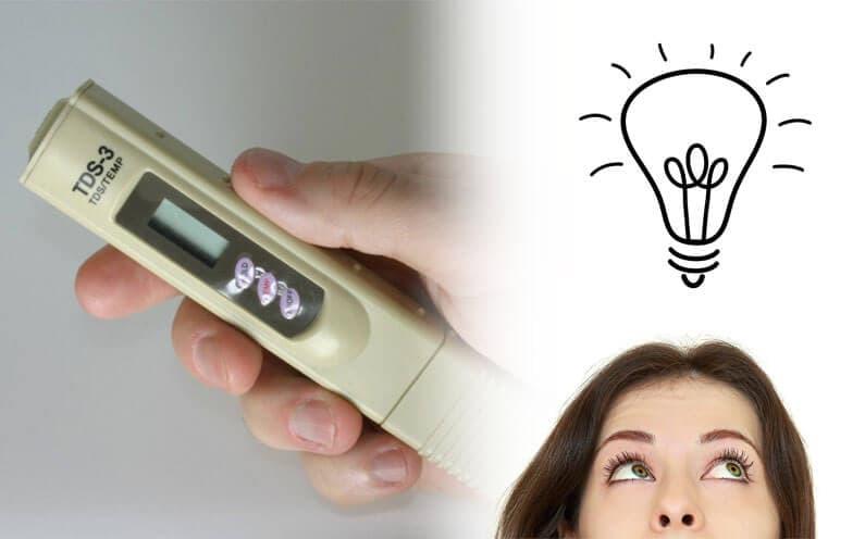 Miernik TDS – gdzie kupić i jak wykonać test?