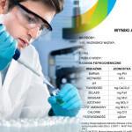 Interpretacja wyników analizy wody