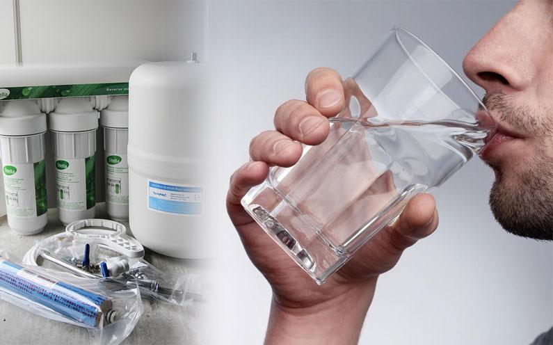 Czy można pić wodę po odwróconej osmozie?