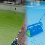 Jak oczyścić wodę w basenie ogrodowym?