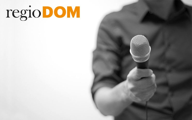 Wywiad dla portalu Regiodom