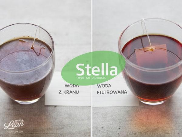 Herbata filtrowana Puricom Stella