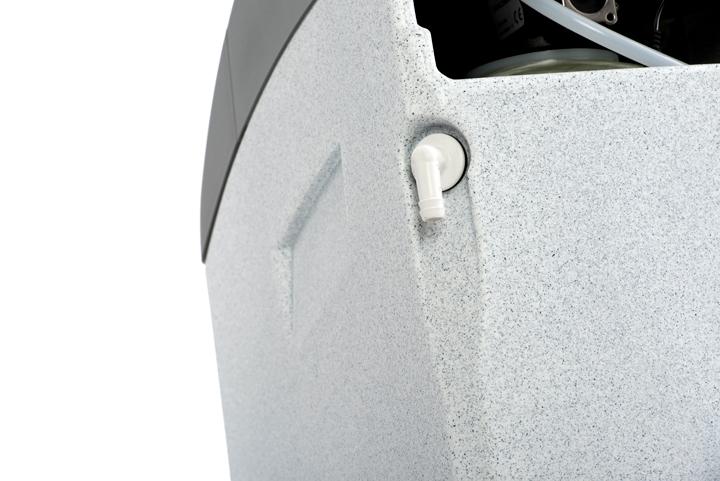 Erie IQsoft Eco kolanko przelewowe