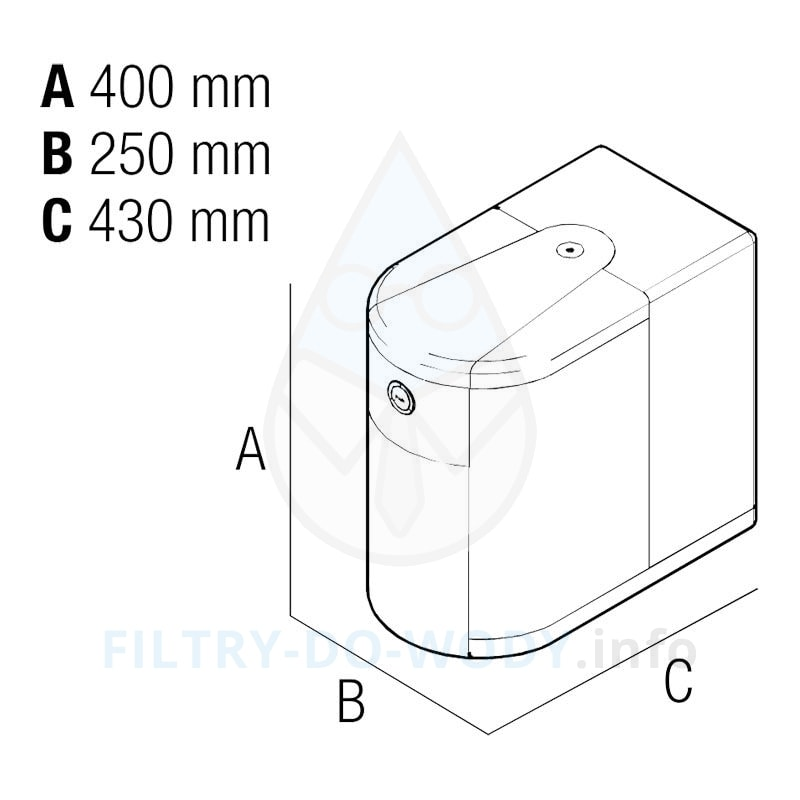 Puricom Sintra Pump wymiary