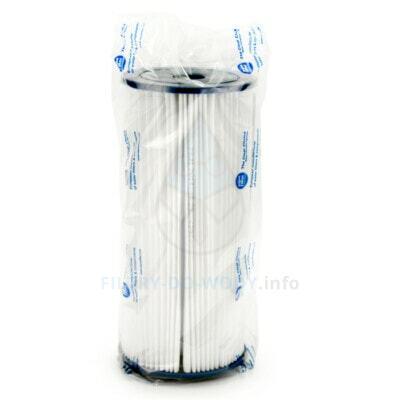 Wkład harmonijkowy Aquafilter FCCEL10BB