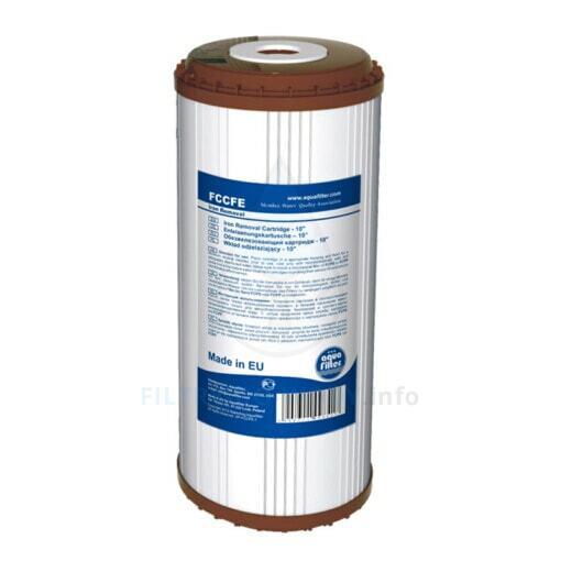 Wkład odżelaziający Aquafilter FCCFE10BB