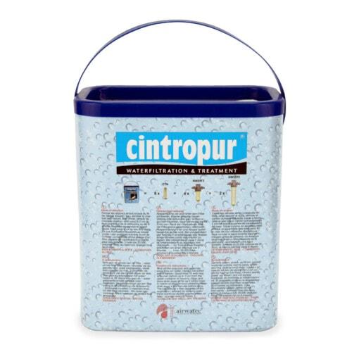 Złoże węglowe Cintropur