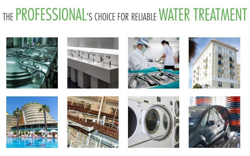 Erie ProFlow – przegląd urządzeń do uzdatniania wody w przemyśle