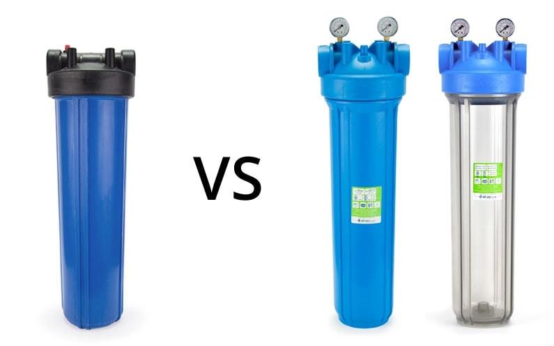 Big Blue czy Atlas Filtri DP BIG? Który filtr wybrać?