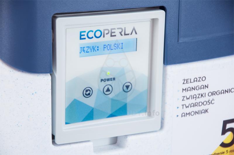 Panel sterujący Ecoperla Slimline MMX