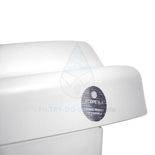 Certyfikat zmiękczacza wody Ecoperla Toro 20