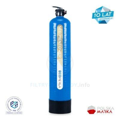 Kolumna filtracyjna Ecoperla Sedimentower S