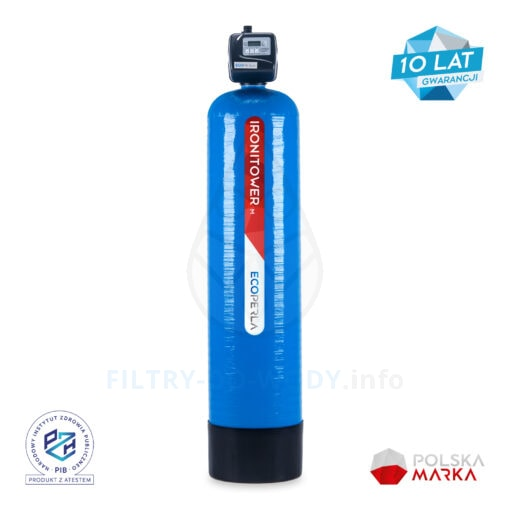 Odżelaziacz wody Ecoperla Ironitower M