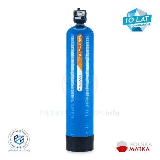 Odżelaziacz i odmanganiacz wody Ecoperla Sanitower L