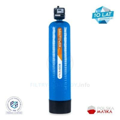 Odżelaziacz i odmanganiacz wody Ecoperla Sanitower M
