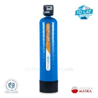 Odżelaziacz i odmanganiacz wody Ecoperla Sanitower S