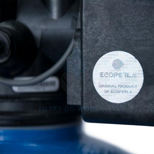 Certyfikat stacji do usuwania azotanów Ecoperla Nitratower M