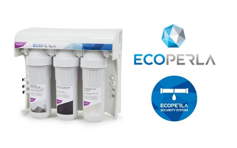Recenzja systemu nanofiltracji Ecoperla Nano