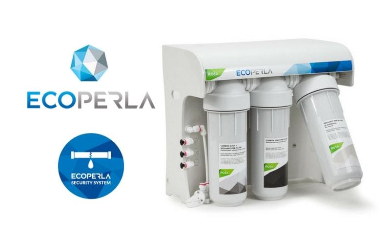 Recenzja systemu odwróconej osmozy Ecoperla Rosa