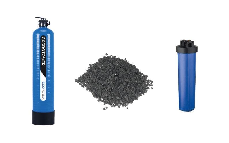 Dlaczego kolumny węglowe są lepsze niż narurowe filtry węglowe?