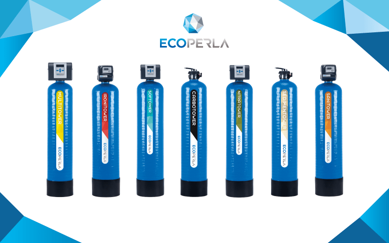 Przegląd produktów marki Ecoperla z serii Tower
