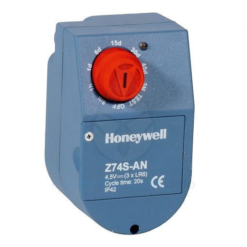 Automat do filtrow Honeywell F74CS i FK74CS