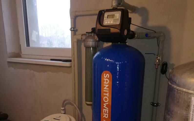 Jak działa odżelaziacz wody?