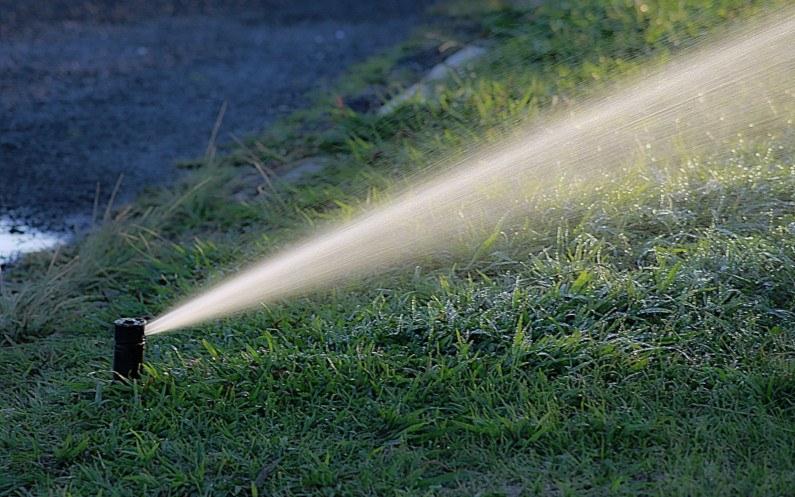 Zażelaziona woda, a system nawadniania – co zrobić?