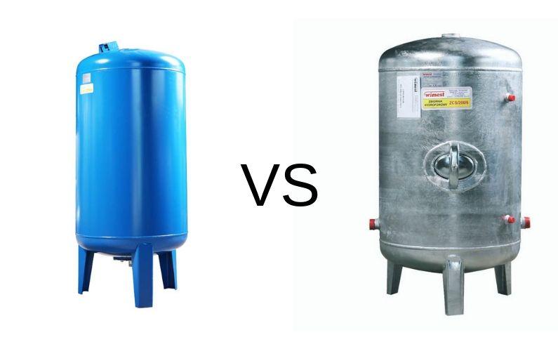 Zbiornik hydroforowy – ocynkowany czy przeponowy? Jaki wybrać?