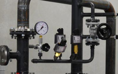 Uzdatnianie wody na wytwornice pary