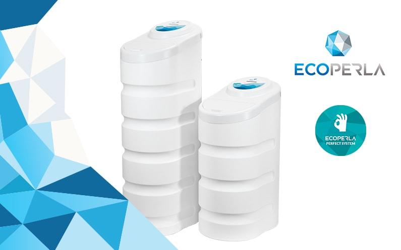Kompaktowy zmiękczacz wody Ecoperla Toro 35 już w sprzedaży!