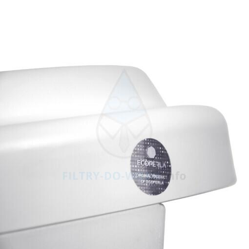 Certyfikat zmiękczacza wody Ecoperla Toro 35