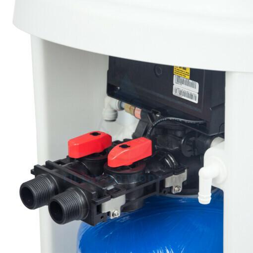 Przyłącza zmiękczacza wody Ecoperla Toro 35