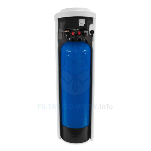 Zmiękczacz wody Ecoperla Toro 35 od tyłu