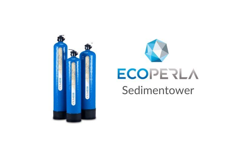 Recenzja kolumn filtracyjnych Ecoperla Sedimentower