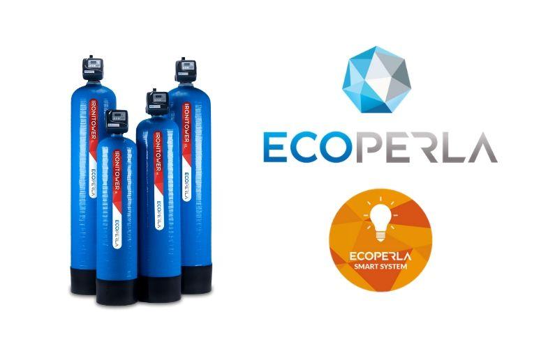 Recenzja odżelaziaczy wody Ecoperla Ironitower