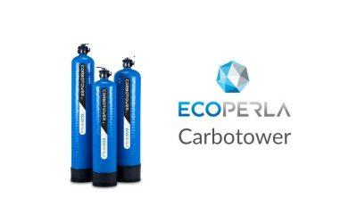 Recenzja kolumn węglowych Ecoperla Carbotower