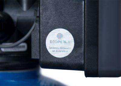 Certyfikat Ecoperla w stacji do usuwania azotanów Ecoperla Nitratower