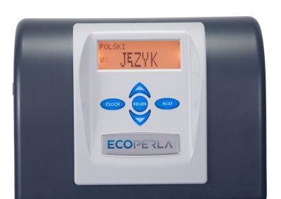 panel w głowicy sterującej Ecoperla Nitratower