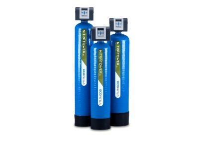 Stacja do usuwania azotanów Ecoperla Nitratower - wszystkie rozmiary