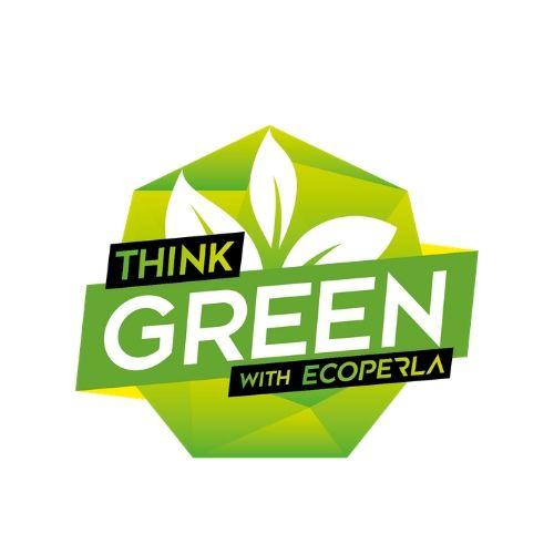 oznaczenie Think Green with Ecoperla